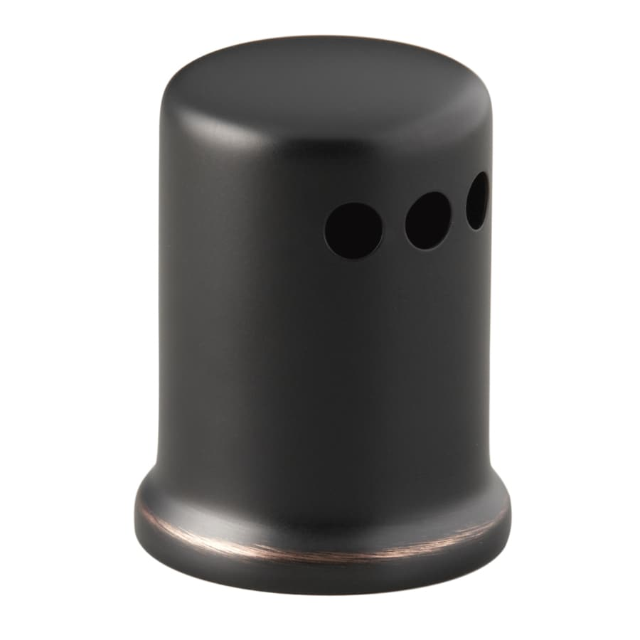 Kohler Oil Rubbed Bronze Sink Air Gap Cover At Lowes Com