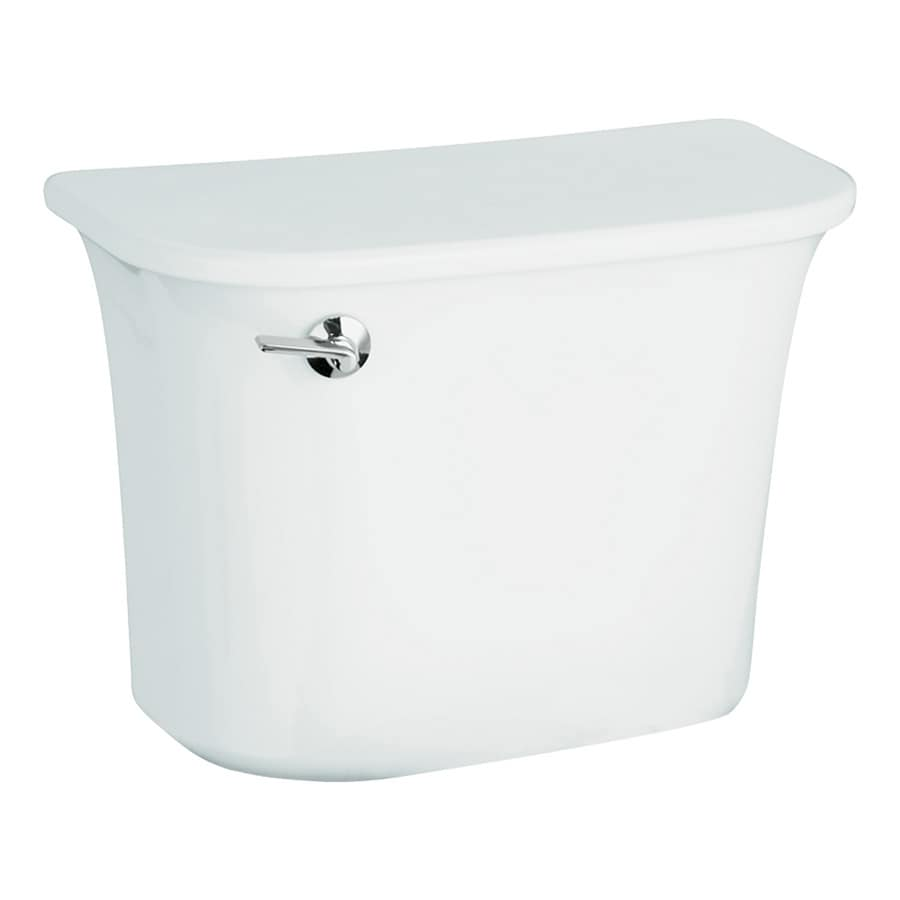 Sterling Stinson White 1.6-GPF (6.06-LPF) 12-in Rough-In Single-Flush Toilet Tank