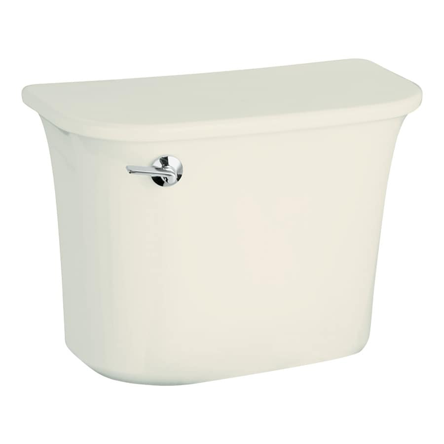 Sterling Stinson Biscuit 1.6-GPF (6.06-LPF) 12-in Rough-In Single-Flush Toilet Tank