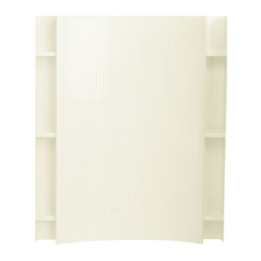 Sterling Shower Wall Surround Back Panel (Common: 60-in x 1.625-in; Actual: 72.75-in x 60-in x 1.625-in)