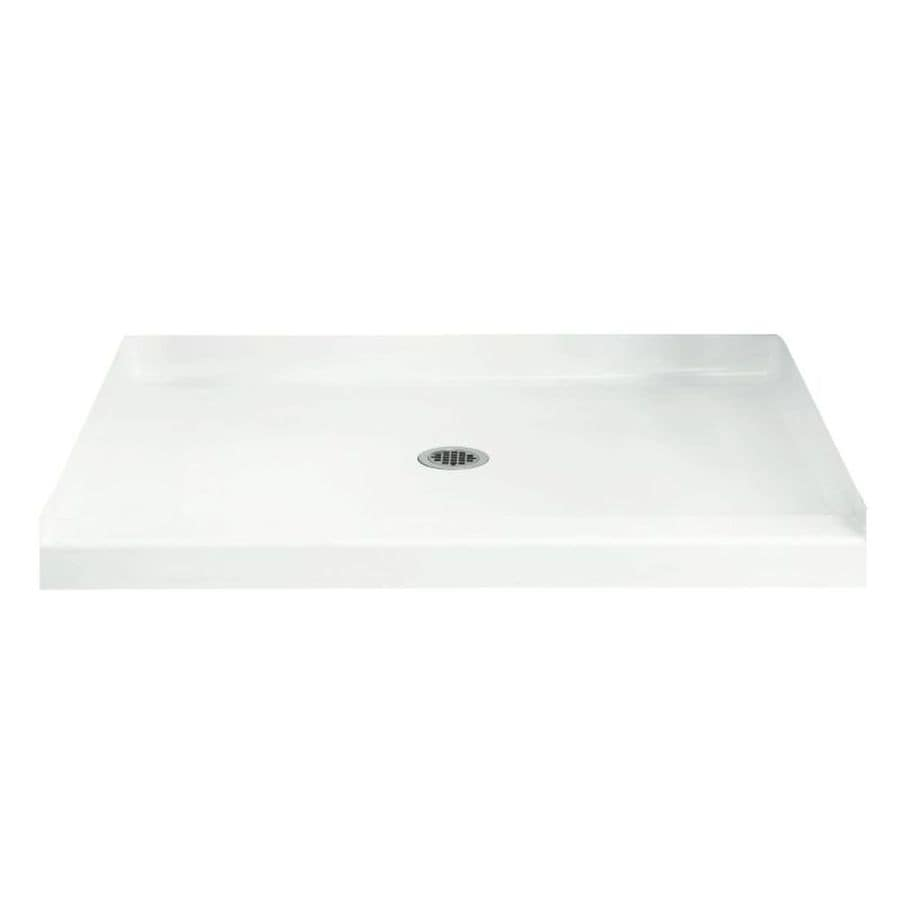 Sterling Vikrell Shower Base (Common: 36-in W x 60-in L; Actual: 36-in W x 60-in L)