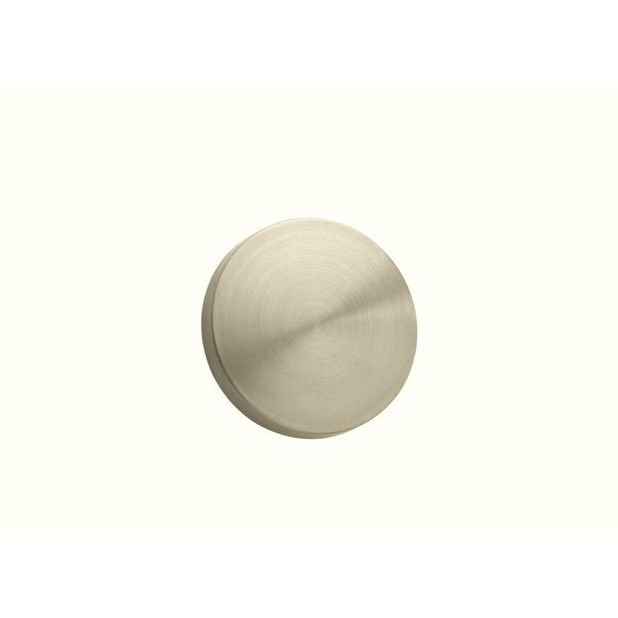 KOHLER Vibrant Brushed Nickel Faucet Hole Cover