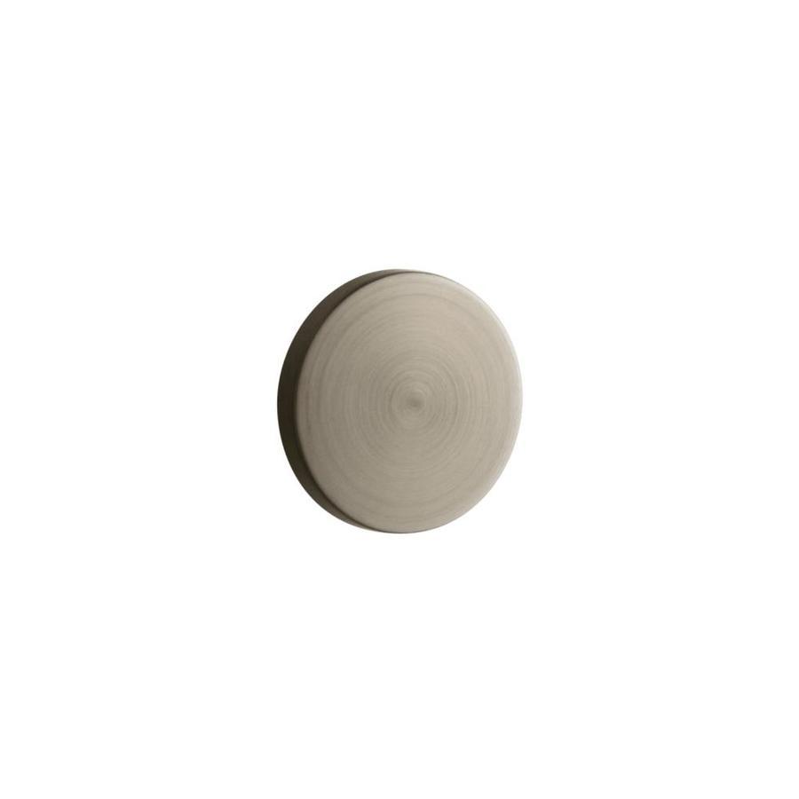 KOHLER Vibrant Brushed Bronze Faucet Hole Cover