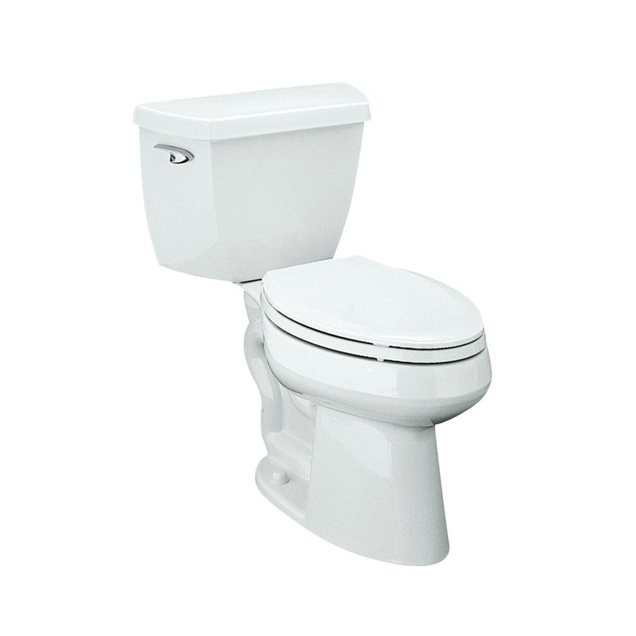 Kohler ada compliant products - Kohler Highline 1 6 Gpf 6 06 Lpf White Chair Height 2 Piece