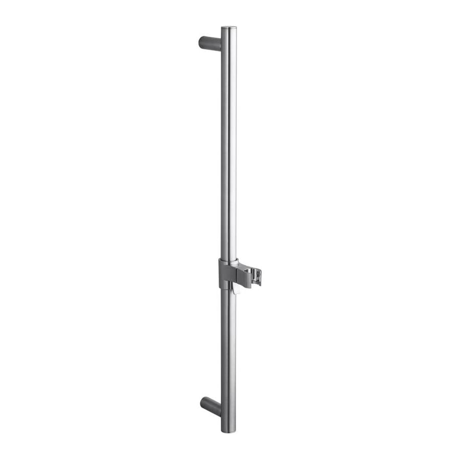 KOHLER Brushed Chrome Slide Bar