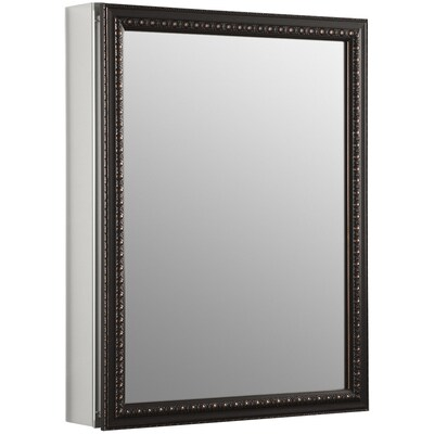 Kohler 20 In X 26 In Rectangle Surface Recessed Mirrored Medicine