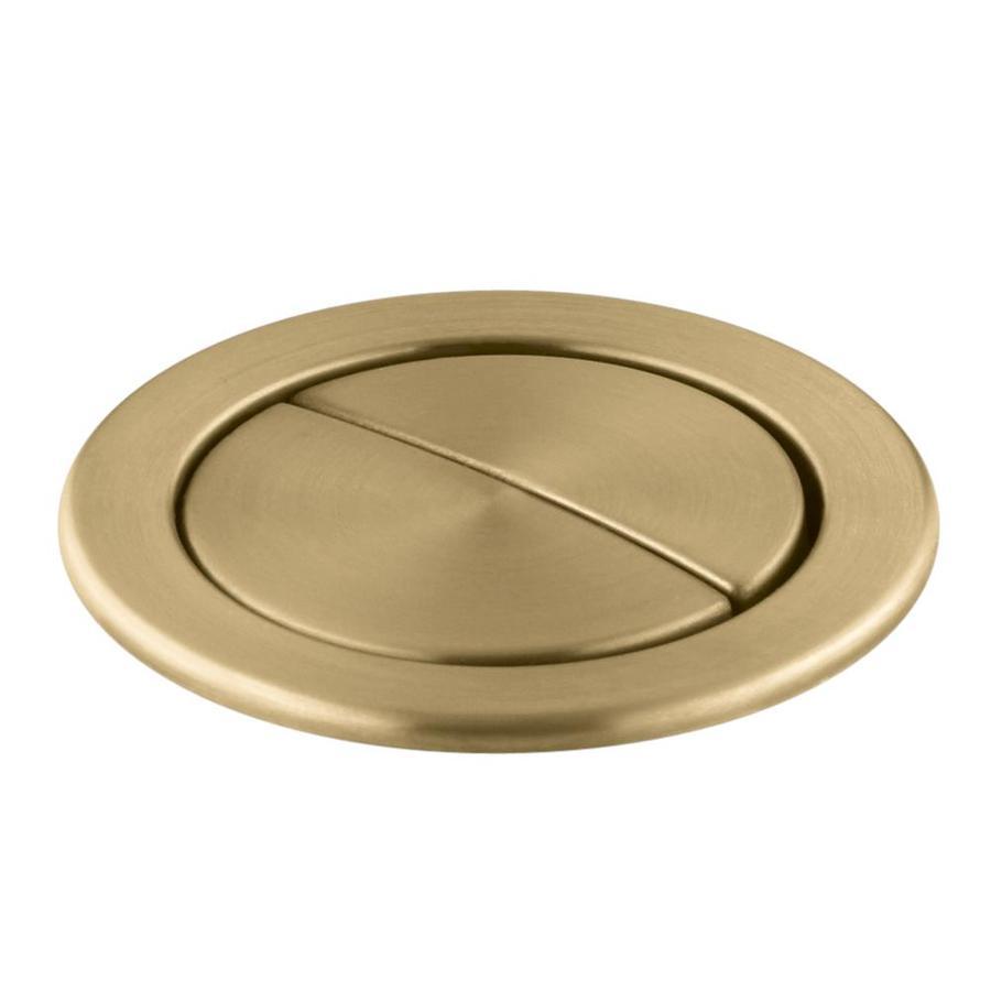 KOHLER Oil-Rubbed Bronze Brass Flush Actuator