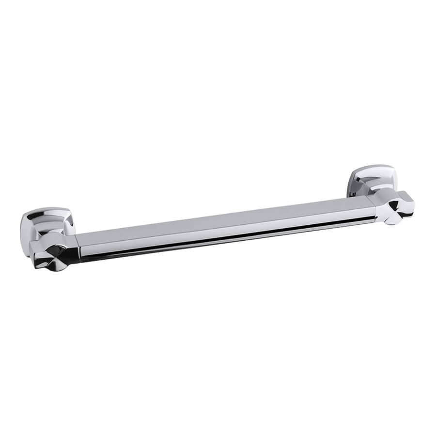 KOHLER 18-in Polished Stainless Grab Bar