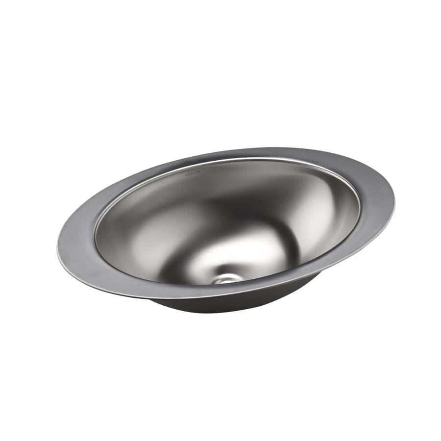 Shop Kohler Rhythm Stainless Steel Stainless Steel