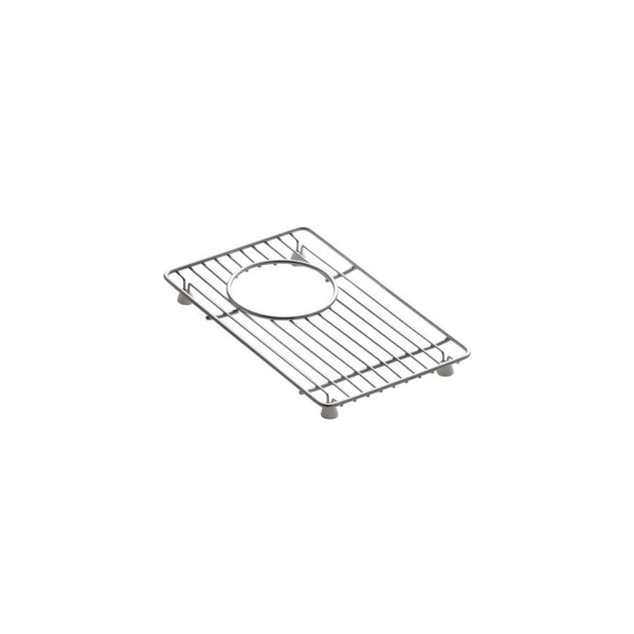 KOHLER Indio 7-in x 11.4-in Sink Grid