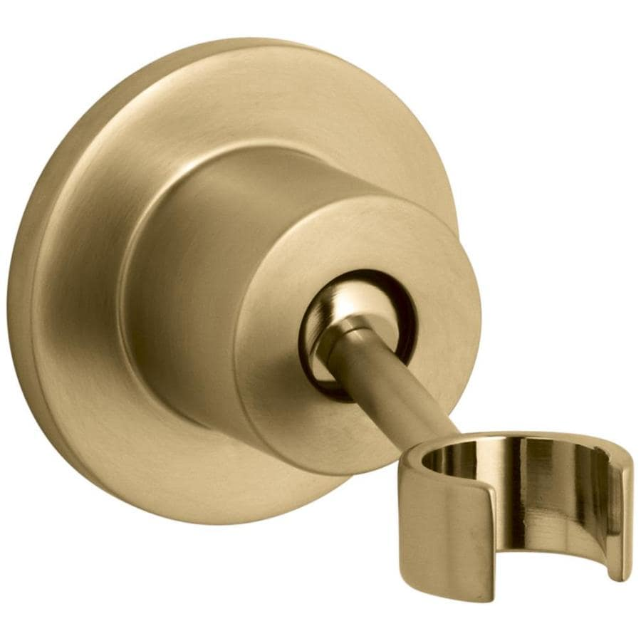 KOHLER Stillness Vibrant Moderne Brushed Gold Hand Shower Holder