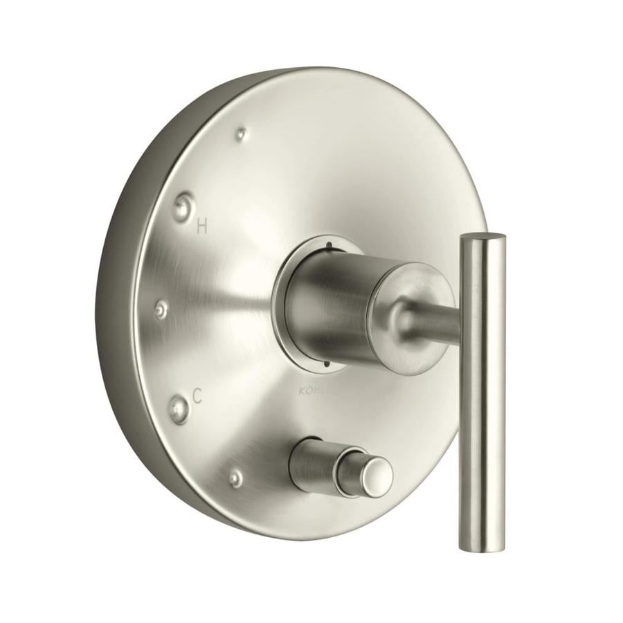 Shop Kohler Nickel Bathtub Shower Handle At Lowes Com