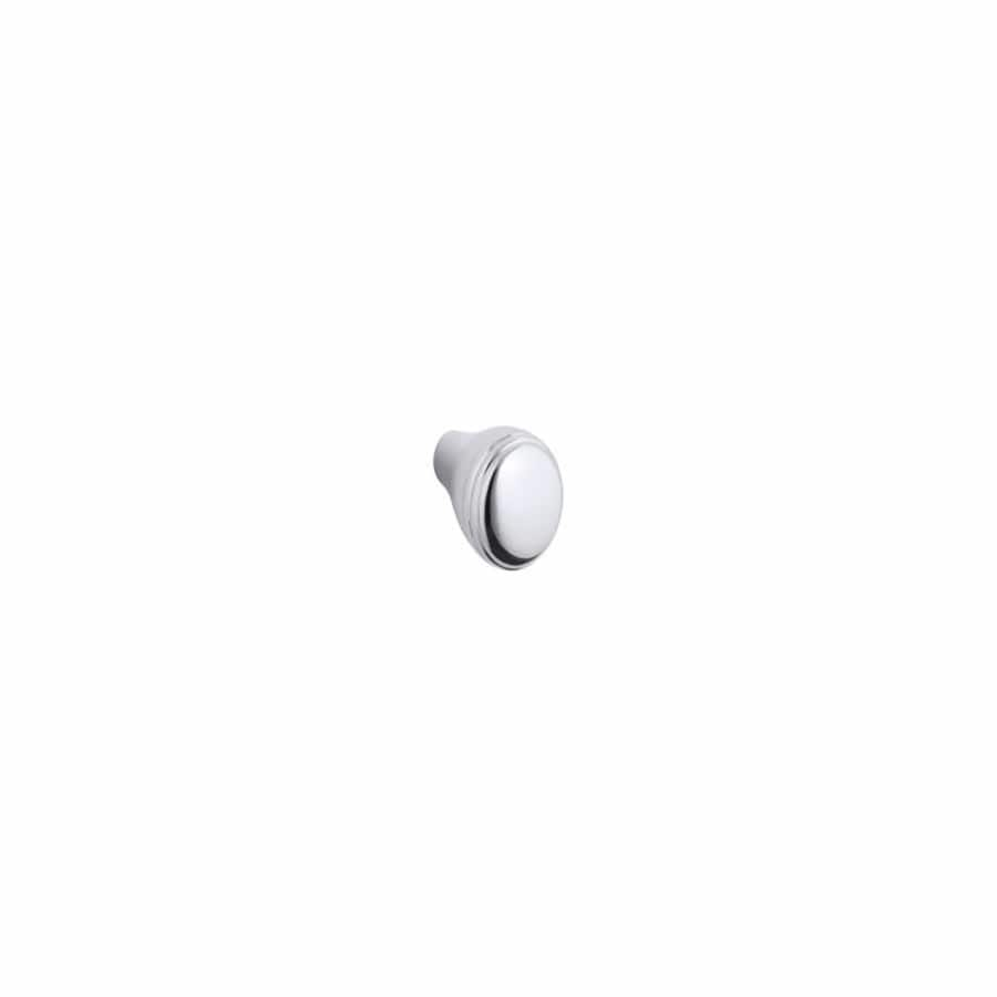 Shop kohler devonshire polished chrome round cabinet knob at - Kohler devonshire reviews ...
