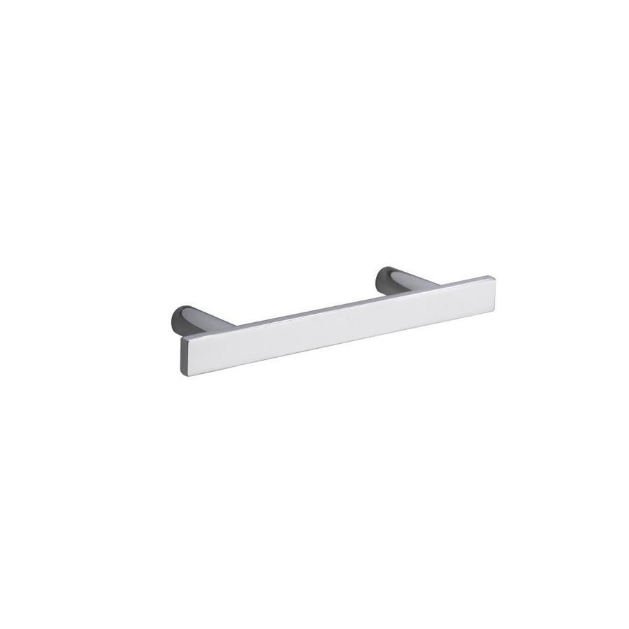 KOHLER 3-in Center-to-Center Polished Chrome Stillness Bar Cabinet Pull