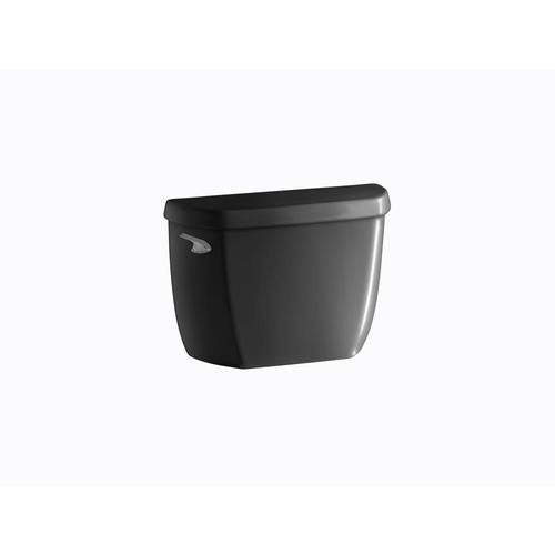 Efficiencies Near Me: KOHLER Wellworth Black 1.28-GPF Single-Flush High