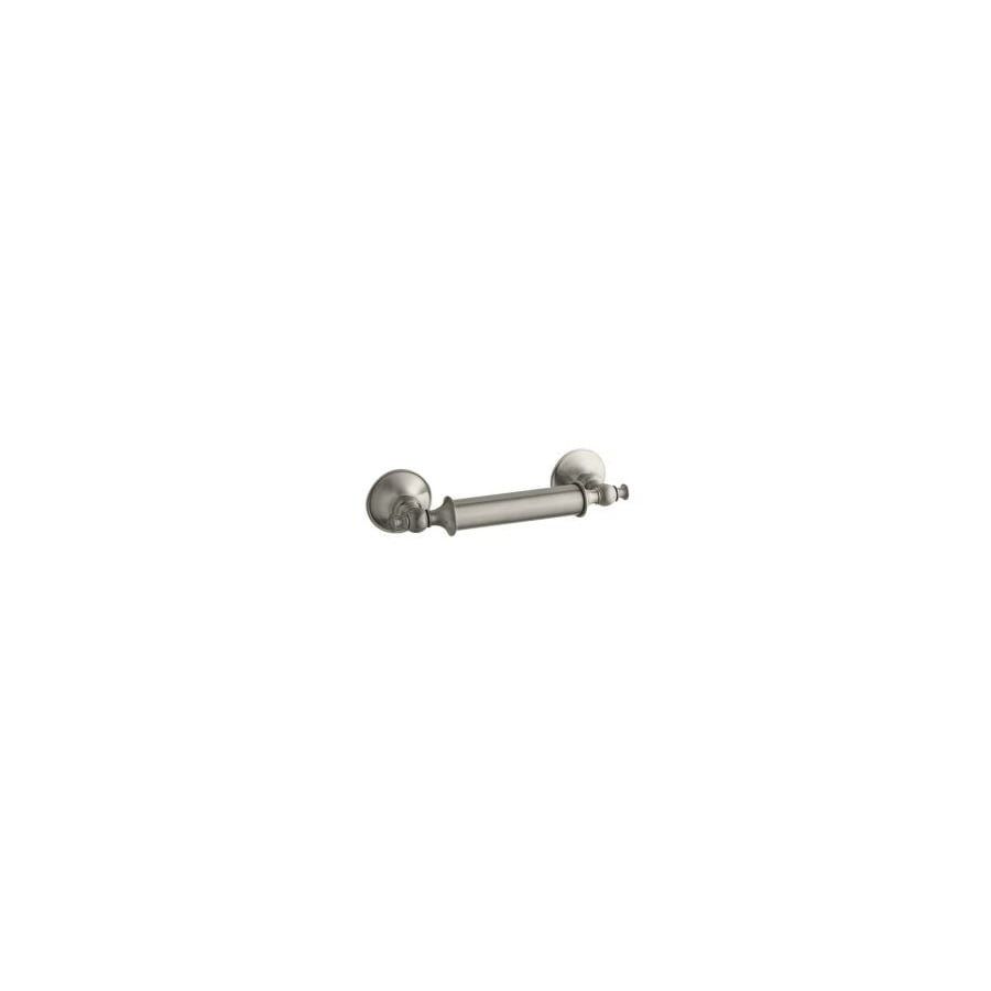 KOHLER 11.5625-in Vibrant Brushed Nickel Wall Mount Grab Bar