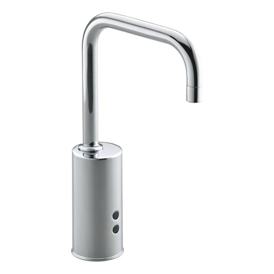KOHLER Hybrid Polished Chrome Touchless Commercial Bathroom Faucet