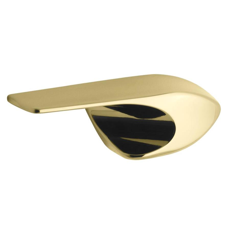 KOHLER Wellworth Vibrant Brushed Bronze Brass Trip Lever