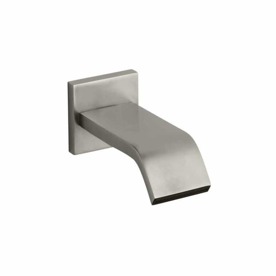 KOHLER Nickel Bathtub Spout