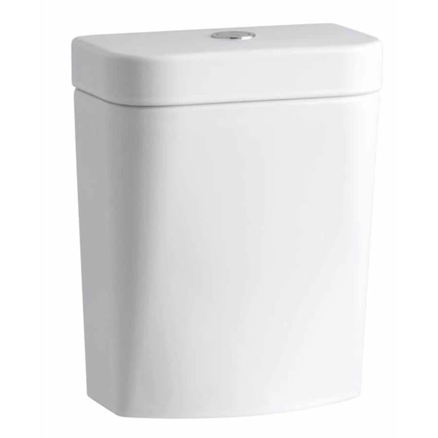 KOHLER Persuade White 1.6-GPF Single-Flush High-Efficiency Toilet Tank