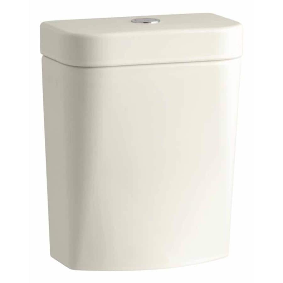 KOHLER Persuade Biscuit 1.6-GPF (6.06-LPF) 12 Rough-In Single-Flush High-Efficiency Toilet Tank