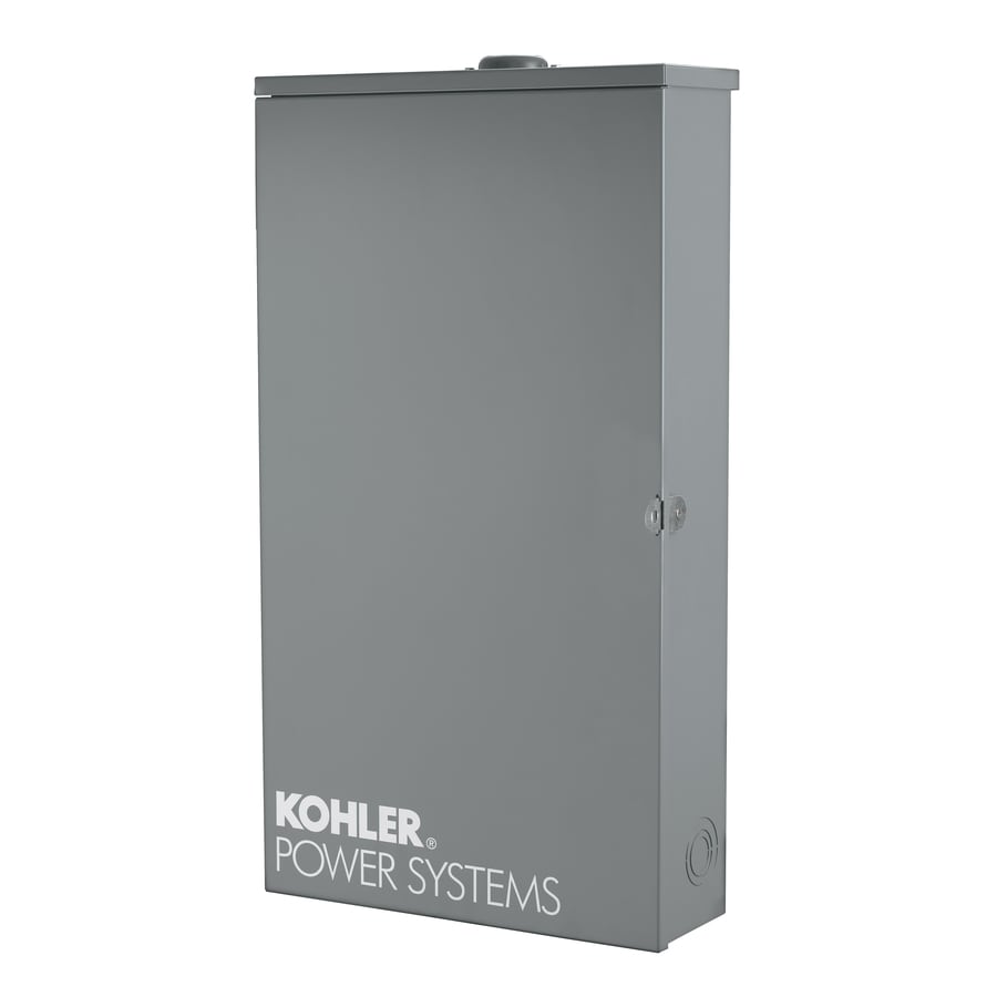 Kohler 200 Amp Service Entrance Rated Automatic Transfer