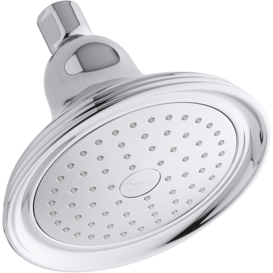 KOHLER Devonshire Polished Chrome 1-Spray Shower Head
