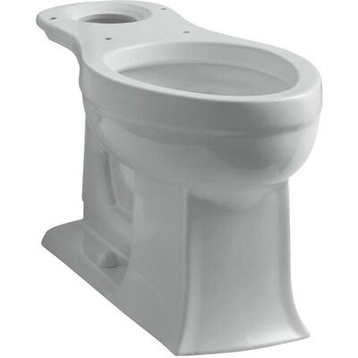 Marvelous Kohler Archer Ice Grey Elongated Chair Height Toilet Bowl At Uwap Interior Chair Design Uwaporg
