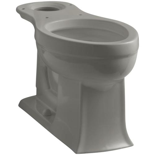 Kohler Archer Cashmere Elongated Chair Height Toilet Bowl