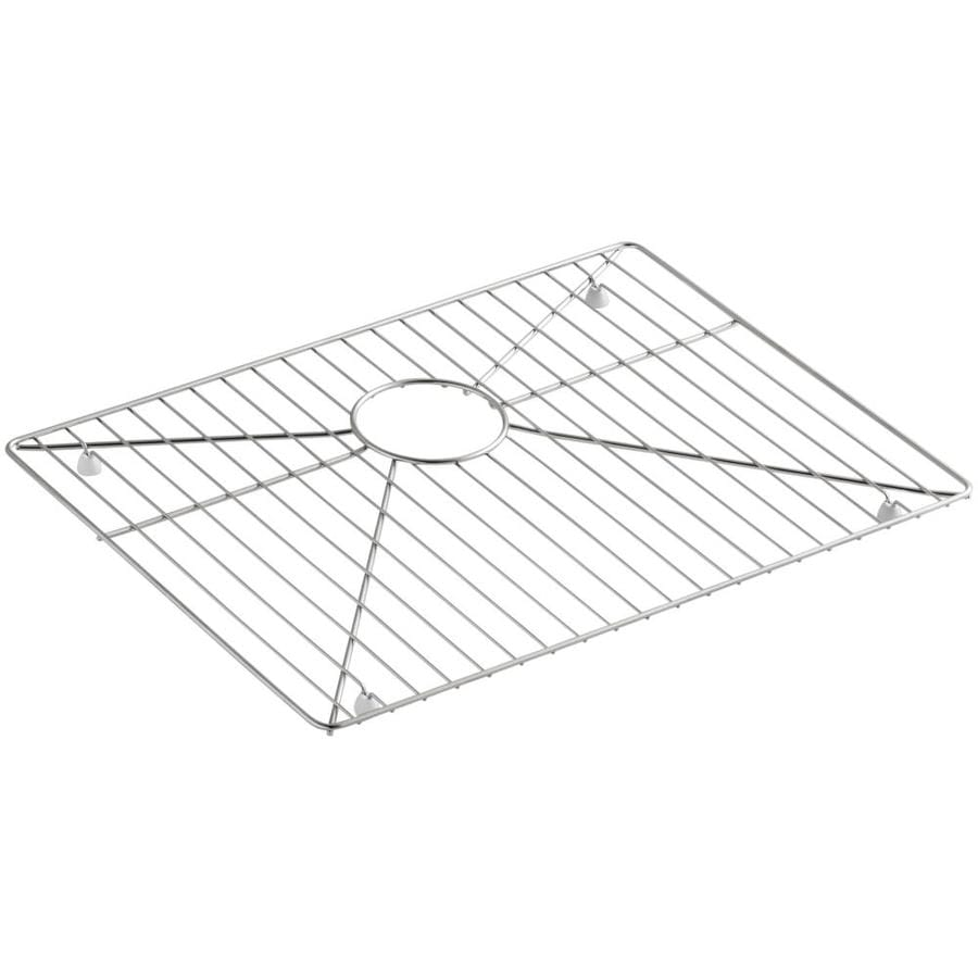KOHLER 21.25-in x 15.95-in Sink Grid