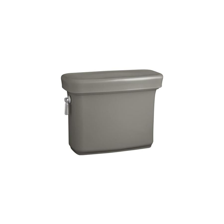 KOHLER Bancroft Cashmere 1.28-GPF Single-Flush High-Efficiency Toilet Tank