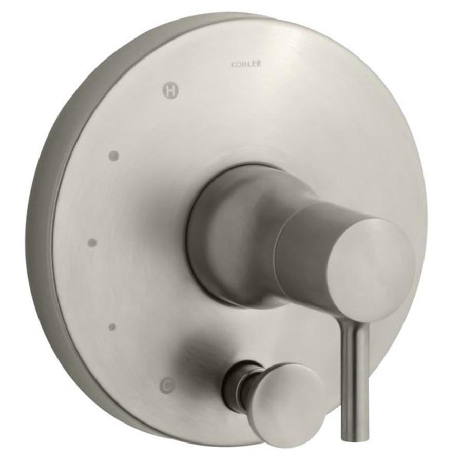 KOHLER Stainless steel Lever Shower Handle