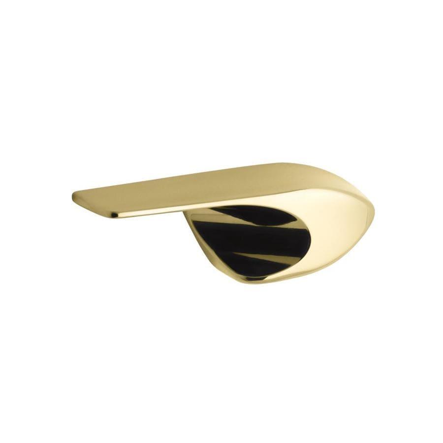 KOHLER Vibrant Brushed Bronze Toilet Handle