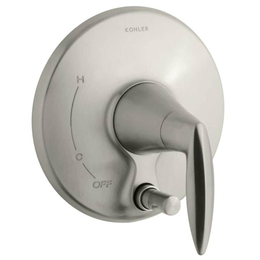 KOHLER Silver Bathtub/Shower Handle