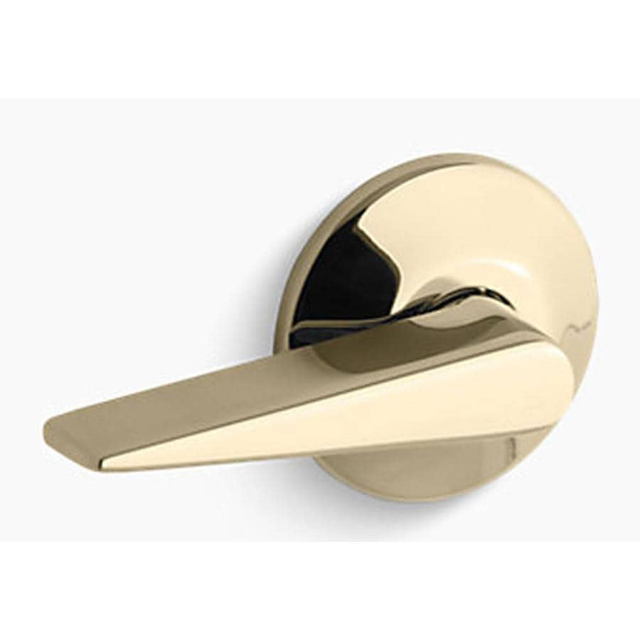 KOHLER Vibrant French Gold Toilet Handle