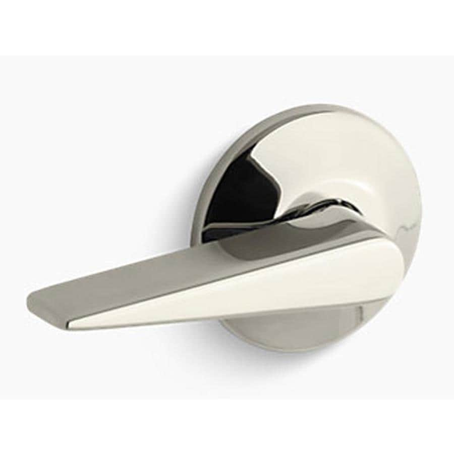 KOHLER Memoirs Vibrant Polished Nickel Brass Trip Lever