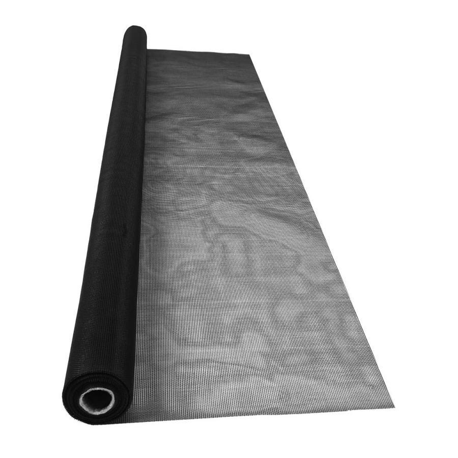screenguard 6 ft x 25 ft charcoal fiberglass screen mesh at lowes com