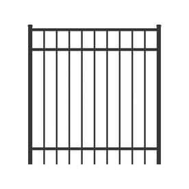 Decorative metal fence Fence Gates at Lowes com