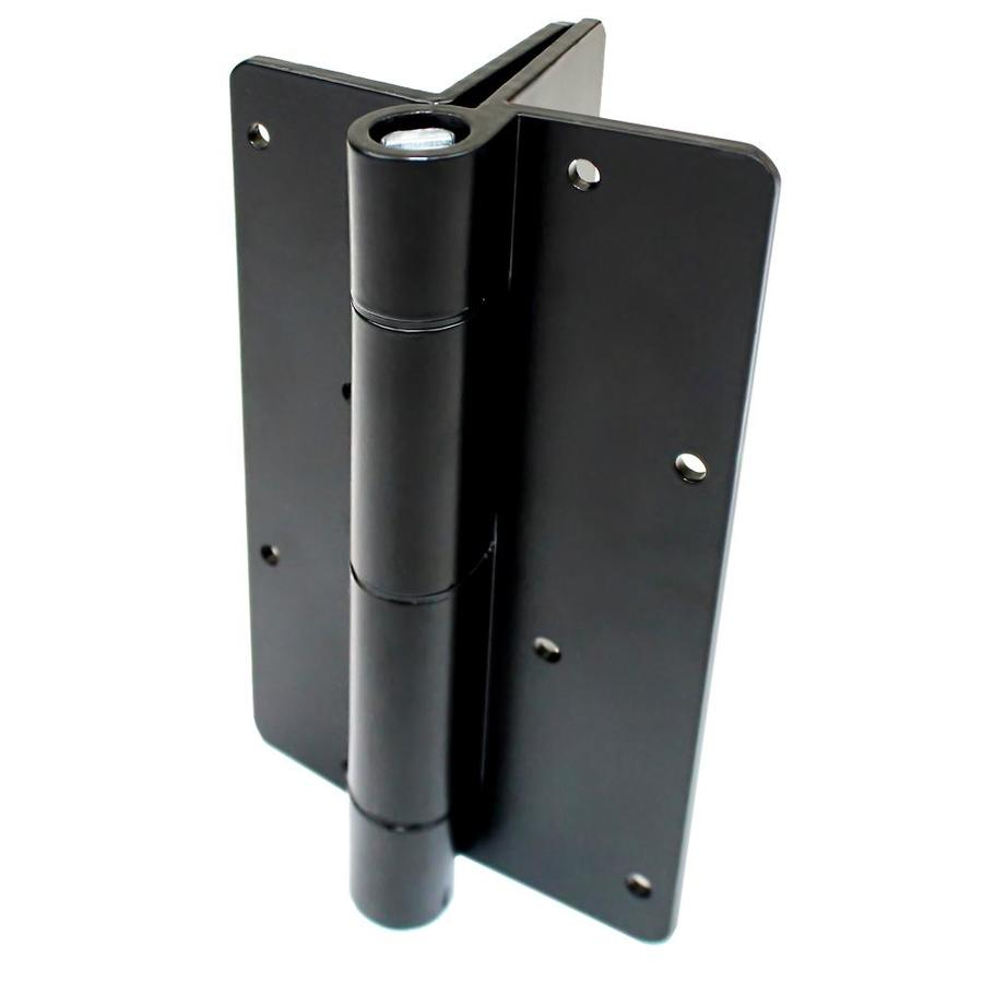 Shop Ironcraft Aluminum Fence Gate Frame Hinge At Lowes Com