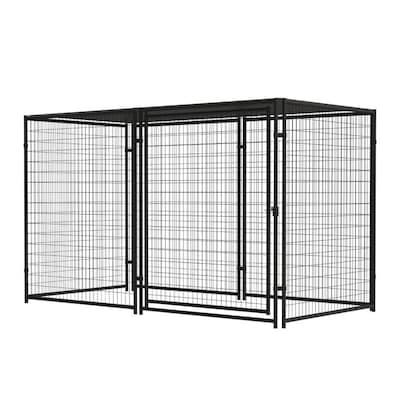 Outdoor Dog Kennel Preembled Kit