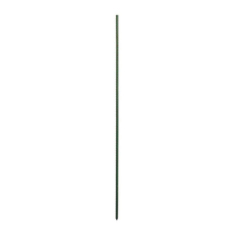 GroTall 35.8-in Green Metal Stake