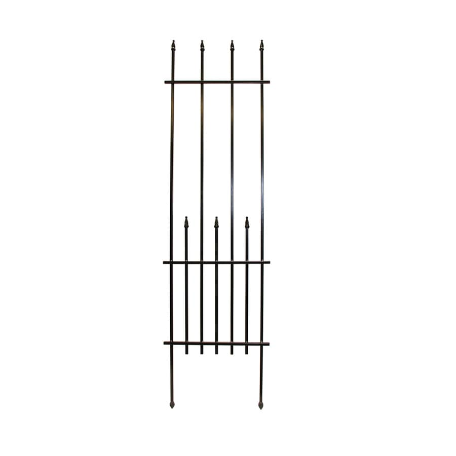 Shop Garden Craft 17 1 in W x 64 2 in H Powder coated Garden Trellis