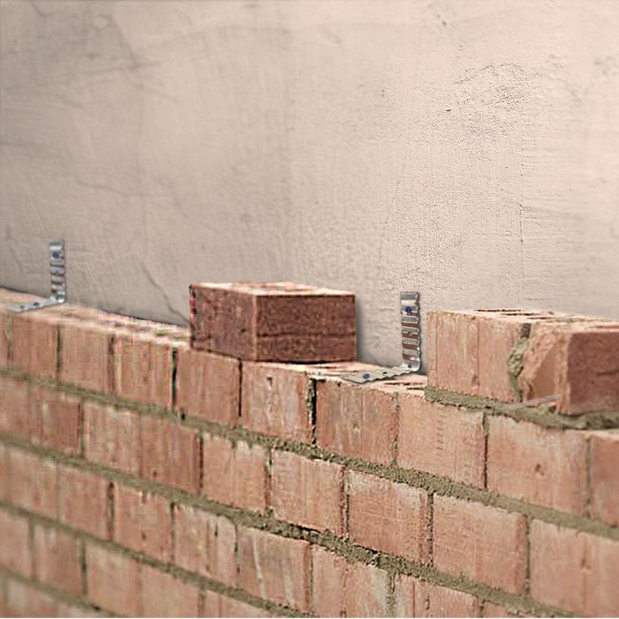 0.9-in x 6.69-in Steel Concrete Wall Tie