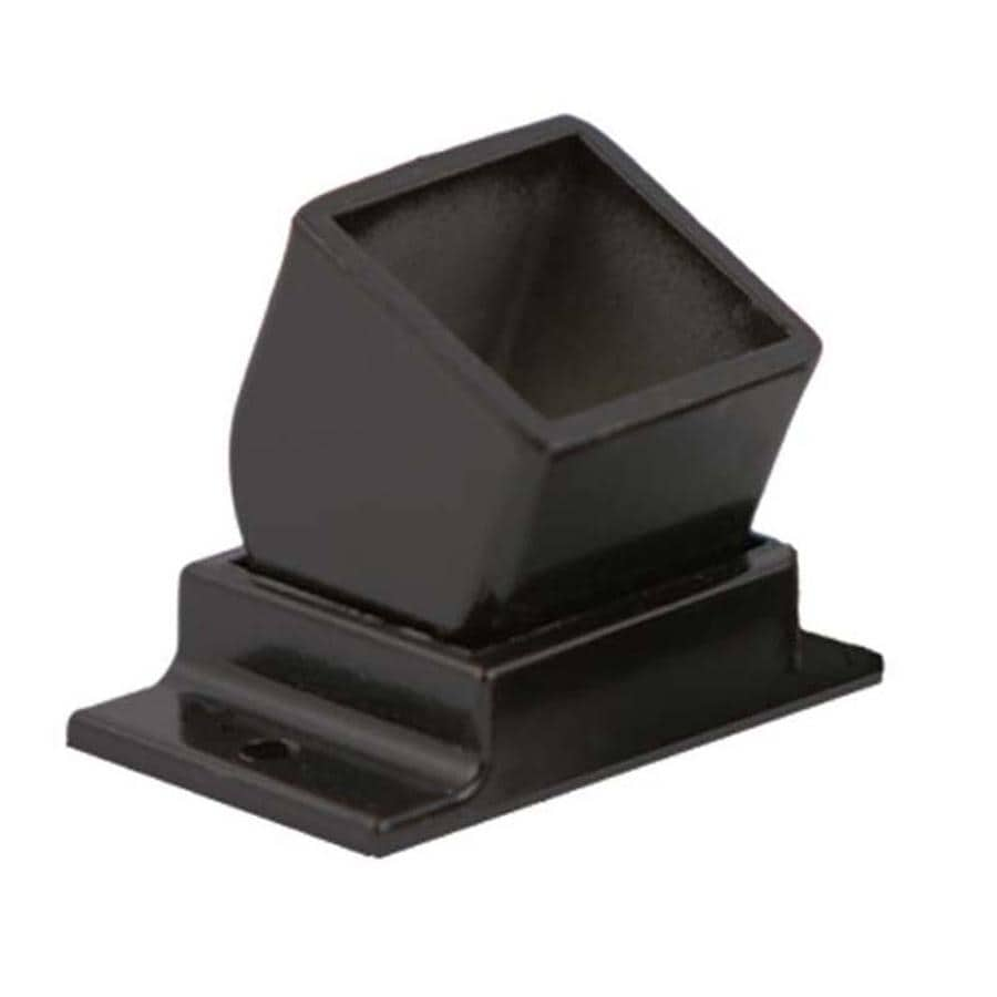 Ironcraft Powder Coated Fence Mounting Bracket