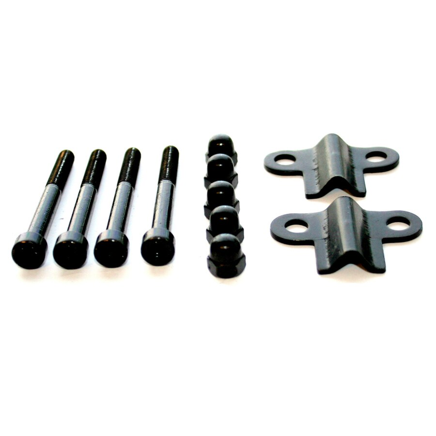 Shop Ironcraft Accessory 11 Pack Black Powder Coated Metal