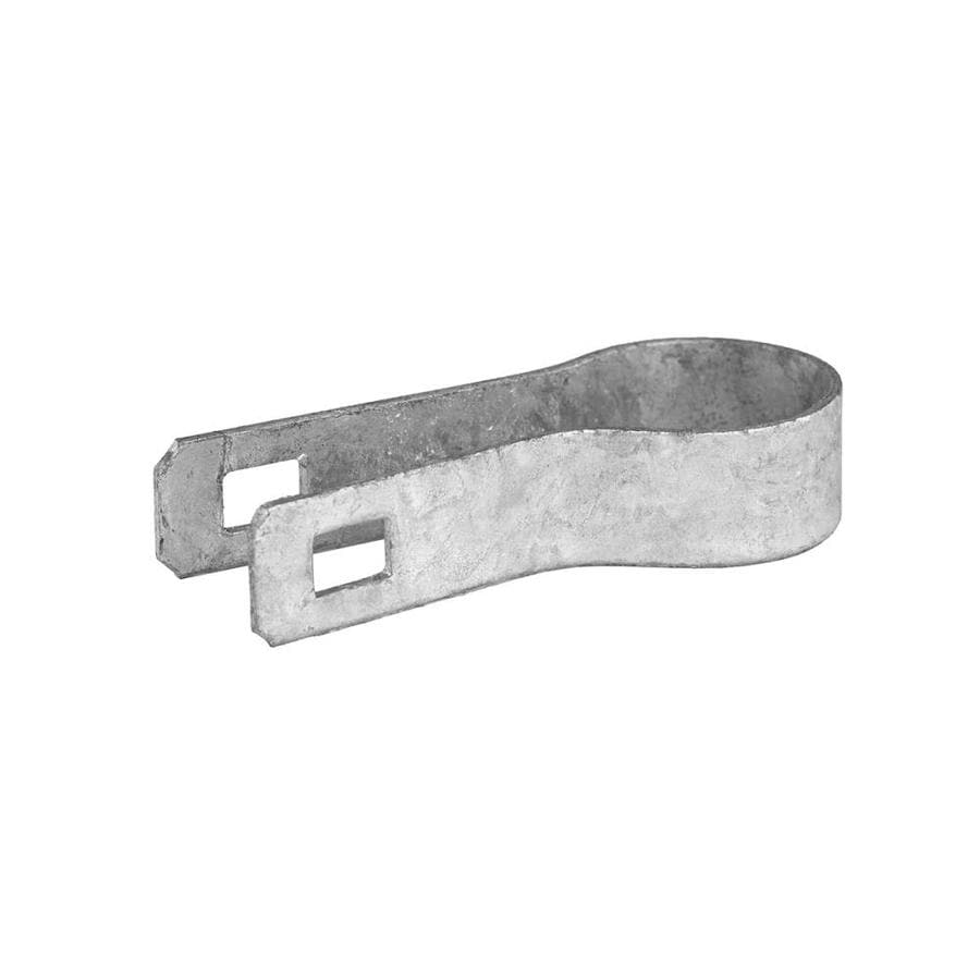 Blue Hawk Gray Metal Steel Fence Tension Band