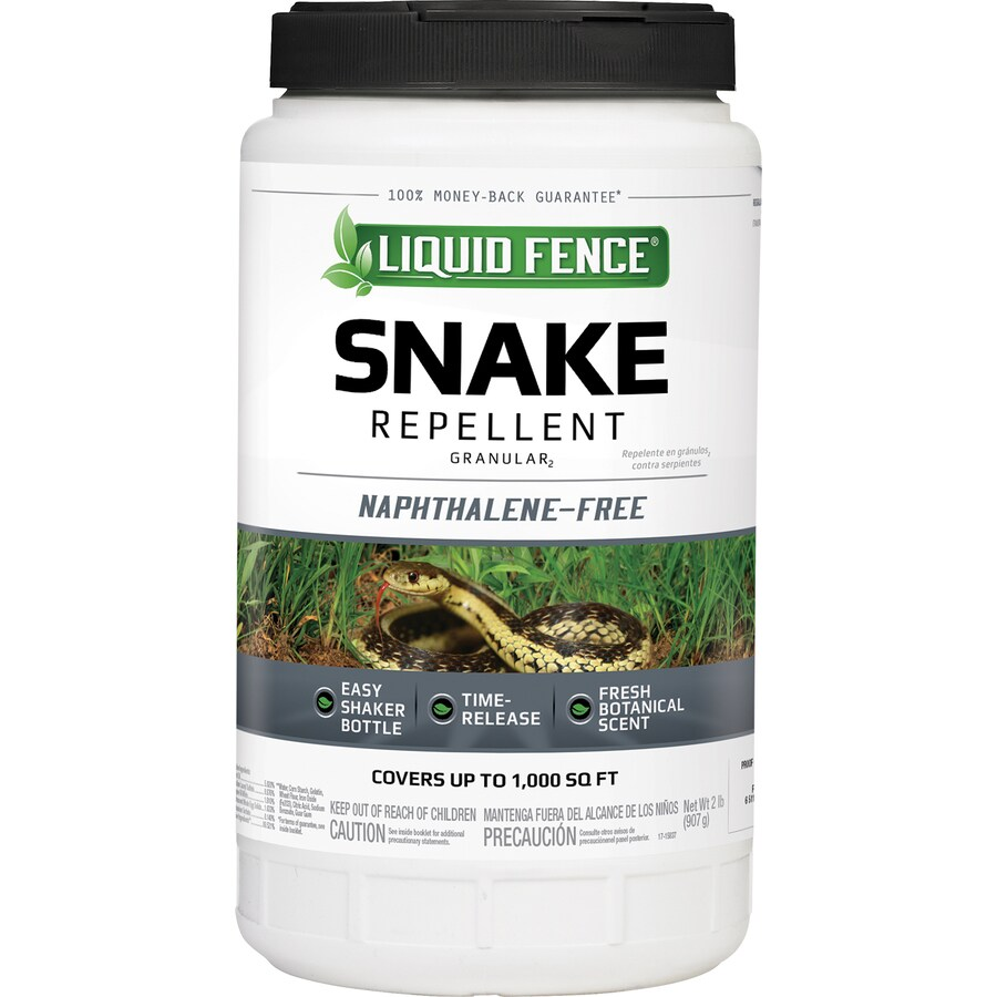 Liquid Fence Snake 2-lb Animal Repellent