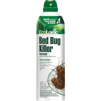 EcoLogic 14-oz Bed Bug Killer at Lowes com