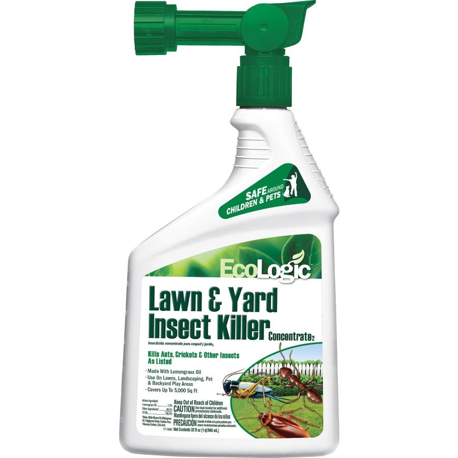 EcoLogic Lawn and Yard 32-fl oz Lawn Insect Control