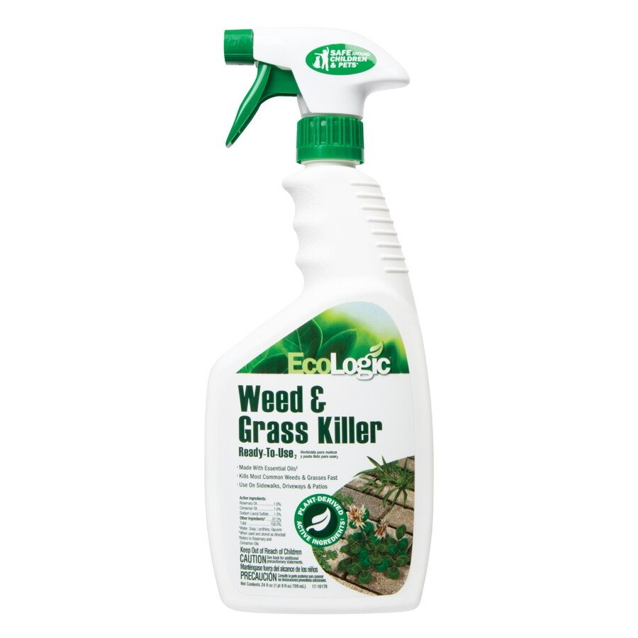 EcoLogic 24-fl oz Weed and Grass Killer